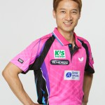 卓球・吉田海偉選手が所属選手に!第一号所属選手誕生!!