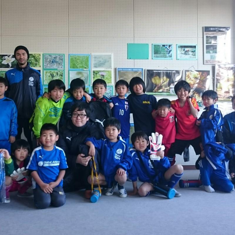 【英語×サッカーキャンプ】絆×成長=Great Experience→貴重な経験