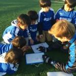 【英語サッカースクール】writingに挑戦!