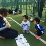 【英語サッカースクール】『子ども成長ストーリー』Vol.2 〜英語が大好きになるまで〜
