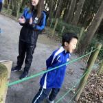 【英語×サッカーキャンプ】Winter Camp/2016 Vol.9 山に向かって大声で英語で挨拶!