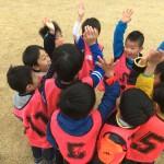 【英語×サッカーキャンプ】第2回Winter Camp in 2017 Vol.12~昼食&閉会式~