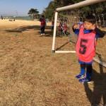 【英語×サッカーキャンプ】第2回 Winter Camp in 2017 Vol. 4.5 サッカー大会前半の様子