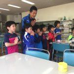 【英語×サッカーキャンプ】第2回Spring Camp/2017 Vol.10 昼食、レクリエーション