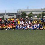 【英語×サッカースクール】アメリカンスクールインジャパンサッカー交流会