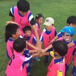 【英語×サッカーキャンプ】Summer Camp/2017 Vol.4 サッカー大会予選リーグ&ディナータイム