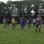 【英語×サッカーキャンプ】第2回 Summer Camp/ 2017 Vol. 7 起床/声出し