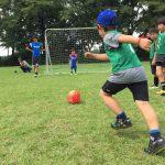 【英語×サッカーキャンプ】第2回 Summer Camp/ 2017 Vol. 9 サッカー/PK大会 決勝トーナメント