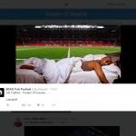 【サッカー英語コラム】サッカー系「ネタ」を理解できるようになろう~マンチェスター・ユナイテッドの「夢の劇場」で心地よい眠りを~