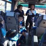 【英語×サッカーキャンプ】第2回 Winter Camp in 2017 Vol.2 ~バスのレクリエーション~