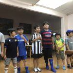 【英語×サッカーキャンプ】第2回 Summer Camp/ 2017 Vol. 8 Breakfast