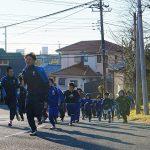 朝の恒例‼︎ 気合い入れて 英語サッカーキャンプ vol.5