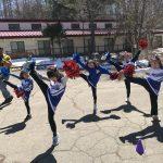 Vol.8 英語サッカー・チア 春キャンプ 楽しいSoccer& Cheer Time⭐️