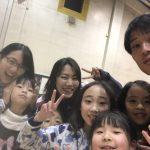 Vol.6 英語サッカー・チア春キャンプ  Have a sweet Dream〜〜〜!😏