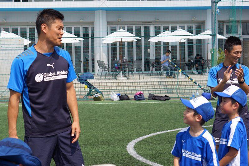 子ども英語とスポーツ
