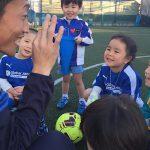 英語サッカースクール 清澄白河校 子ども成長ストーリー