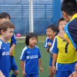 英語サッカースクール 国分寺校 無料体験会