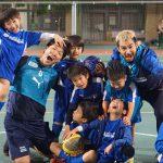 英語サッカースクール リュウ先生ストーリー