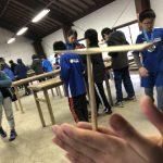 【英語サッカーウィンターキャンプ2020 Vol. 8 竹トンボづくり!】