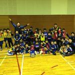 【英語サッカーウィンターキャンプ2020 Vol.5 英語大運動会】