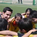 第二回『英語×サッカー教室』開催!!