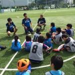 CPサッカーの子達と英語サッカースクール開催!