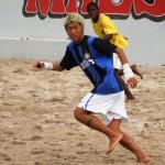 【サポート選手情報】ビーチサッカー 後藤 崇介選手へ「Rosetta Stone®」による語学習得サポートを開始
