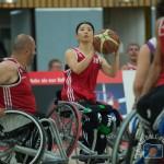 【サポート選手情報】車椅子バスケットボール・網本 麻里選手へ語学習得サポートを開始!