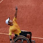【サポート選手情報】車椅子テニス・三木 拓也選手へ語学習得サポートを開始!