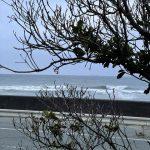 波乗りのち海岸清掃